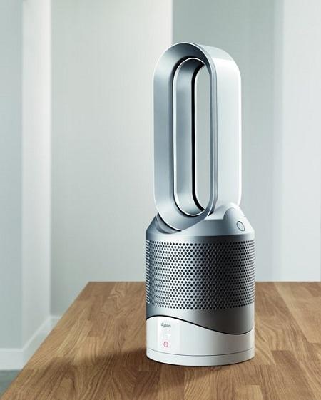 Dyson Hot+Cool Link luchtreiniger, verwarming en airco in één.