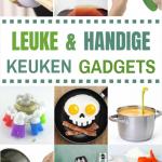 Deze leuke en handige keuken gadgets maken koken een stuk makkelijker en leuker.