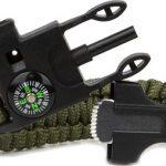 Survival Bracelet - Paracord Armband