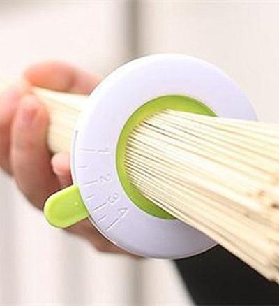 Handige spaghetti afmeter