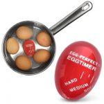 Van Kleur Veranderende Ei Wekker