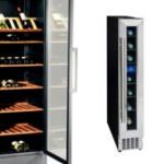 Beste Wijnkoelkasten - Vrijstaand, Inbouw en 2 Zones