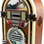 Retro Jukebox met AM/FM Radio en CD-Speler