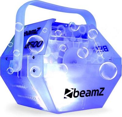Bellenblaasmachine met Kleurrijke LED Behuizing