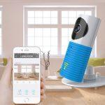 IP Camera met Babyfoon en Bewegingsdetectie
