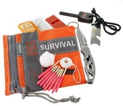 Basis survival kit