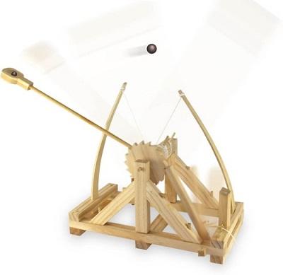 Da Vinci Katapult Bouwpakket
