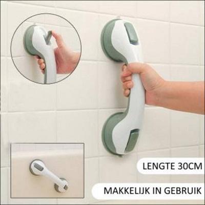 Zuignap handgreep voor badkamer of toilet.