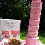 Scheve Toren van Pisa Beker Set