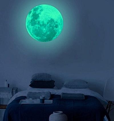 Lichtgevende Maan Voor Slaapkamer of Kinderkamer