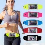 Running Belt - Hardloop Riem Met Smartphone Houder