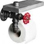 Industriële Toiletrolhouder - Fire Hose