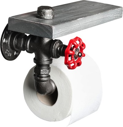 Industriële Toiletrolhouder – Fire Hose