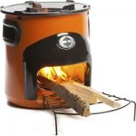 Hout Kooktoestel - Coox Stove