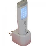 LED Zaklamp - Nachtlichtje met Bewegingssensor