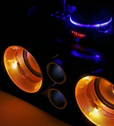 Bluetooth Karaoke Speaker