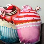 Cupcake Kussen