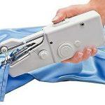 Handnaaimachine - Draagbare Naaimachine voor Draadloos Naaien