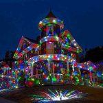 Outdoor Feestverlichting - Lichtshow