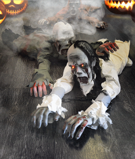 Kruipende Zombie – Halloween