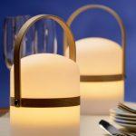 Draaglantaarn Tafellamp Buiten