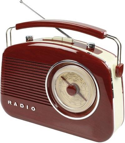 Retro Tafelradio – AM / FM