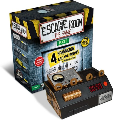 Escape Room The Game – Gezelschapsspel