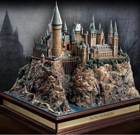 Kasteel Zweinstijn Model – Harry Potter – Hogwarts Castle