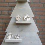 Dit Jaar een Houten Kerstboom? De Leukste Houten Kerstbomen