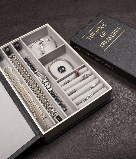 Juwelenboek – Geheim Sieradenkistje in Boek