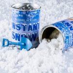 Instant Snow - Sneeuw In Een Blikje
