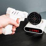 Gun Alarmklok - Pistool Wekker