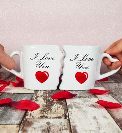 I Love You – Dubbele Mok