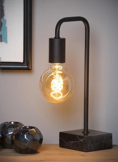 Retro – Industriële Tafellamp – LORIN