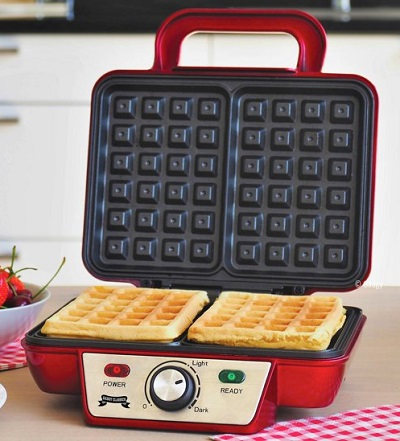 Retro Wafelmaker