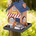 Vrolijk Vogelvoederhuisje - CAFE