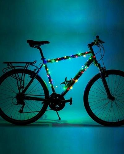 LED Lichtsnoer Fietsverlichting