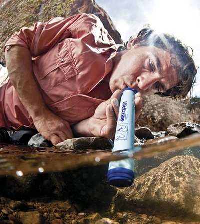 LifeStraw Waterfilter Rietje