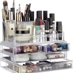 Make-Up Organizer - 2 Delig - Stapelbaar
