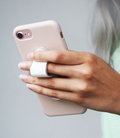 Phone Finger Grip – Beter Houvast Op Je Telefoon