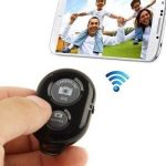 Bluetooth Shutter - Remote Ontspanner voor iPhone & Android