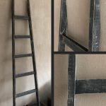 Houten Decoratie Ladder