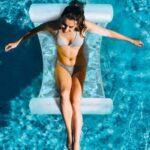 Waterhangmat - Opblaasbare Hangmat