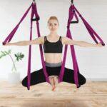 Aerial Yoga Trapeze Hangmat voor Thuis