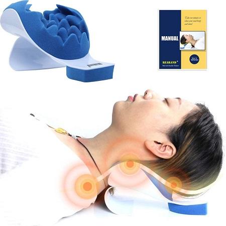 Nek en Schouders Relaxer – Massagekussen