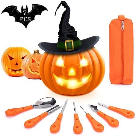 Halloween Pompoen Carving Gereedschap Kit