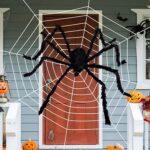 Reuzespin in Web – Halloween Decoratie