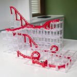 Coaster Cubes – Knikkerbaan – Magnetische Bouwblokken