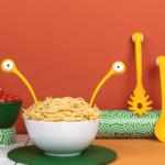 Pasta Monsters Opscheplepels (Set Van 2)
