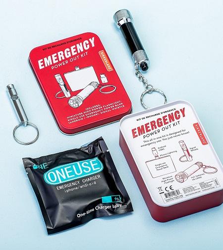 Emergency Power Out Kit – Noodpakket bij Stroomuitval